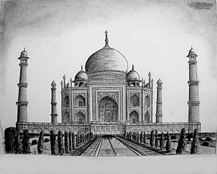 TAJ MAHAL, AGRA, INDIA - Shwetabh Arts