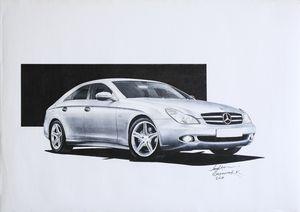 Mercedes Benz CLS 2008