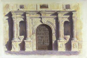 Alamo Facade
