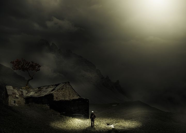 Dreamy Landscape - Enea Kelo