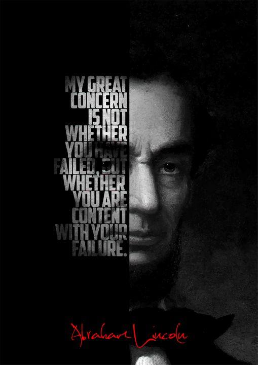 Abraham Lincoln, abraham lincoln pos - Enea Kelo