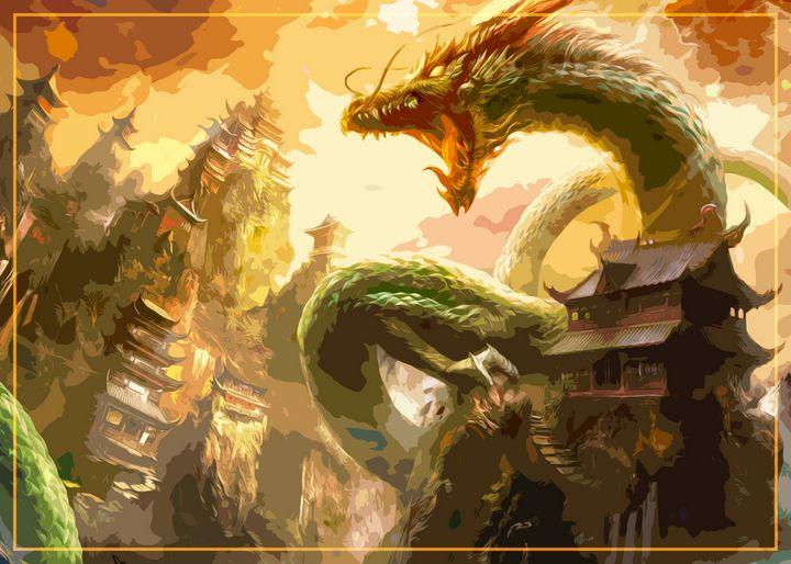 Nature of China - Enea Kelo