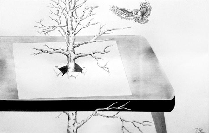 Nature indoors - Magic Man McGann