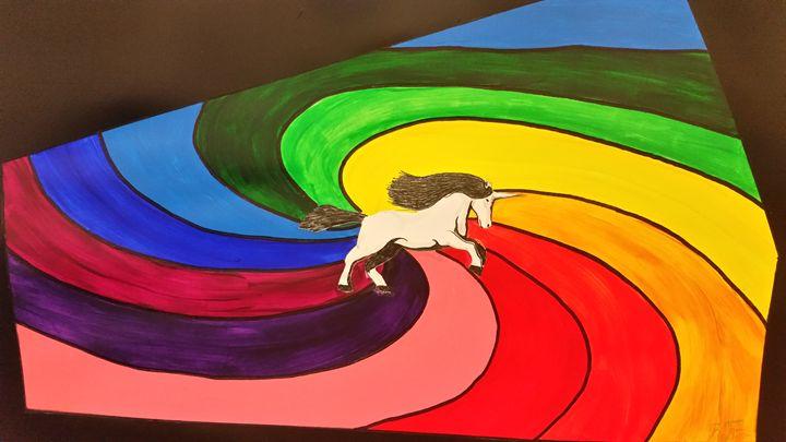 Rainbow - Magic Man McGann