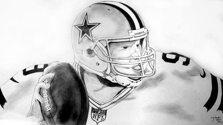 Mr Cowboy Tony Romo - Magic Man McGann