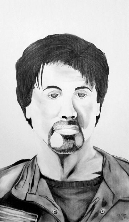 Sylvester Stallone - Magic Man McGann