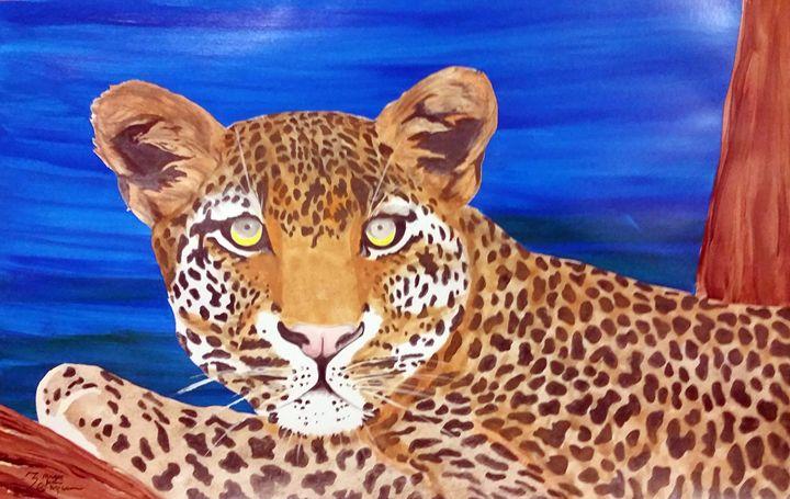 Cheetah - Magic Man McGann
