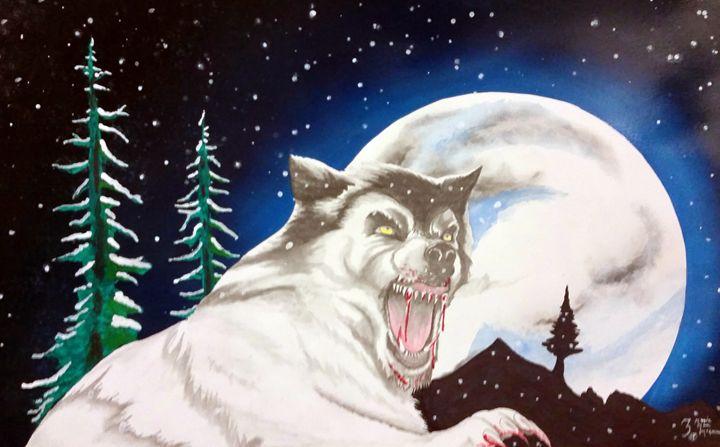 Night Wolf - Magic Man McGann