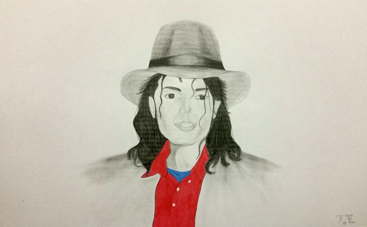 Michael Jackson - Magic Man McGann