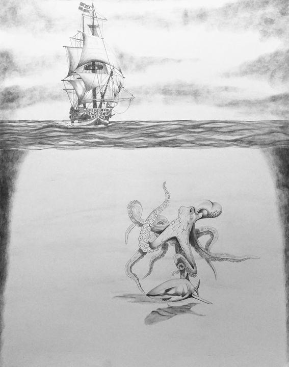 Sea Action - Magic Man McGann