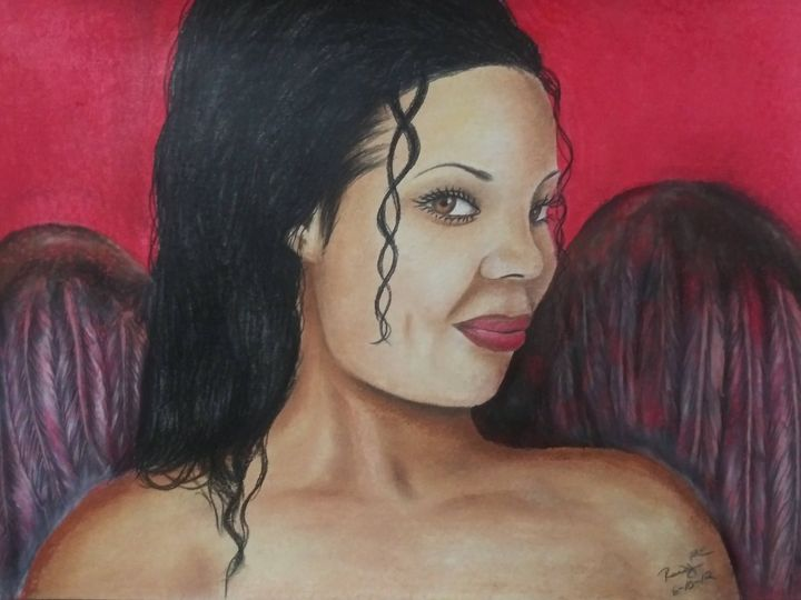 Angel - McClellan Free Inside Art