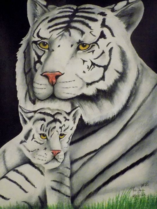 Tiger3 - McClellan Free Inside Art