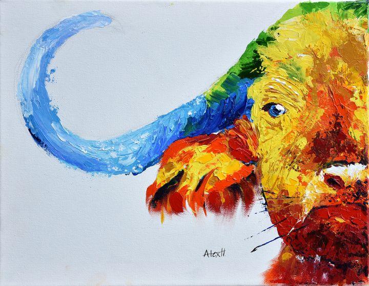 Ox - Alex H. Art