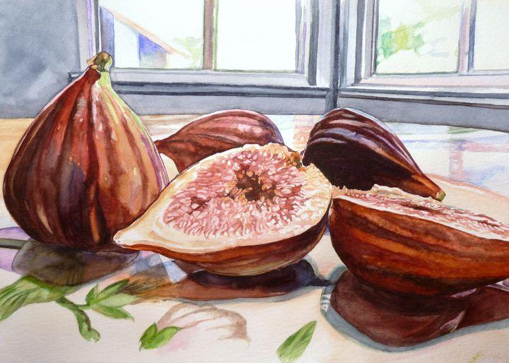 Figs - Rachel Ondrak Studio