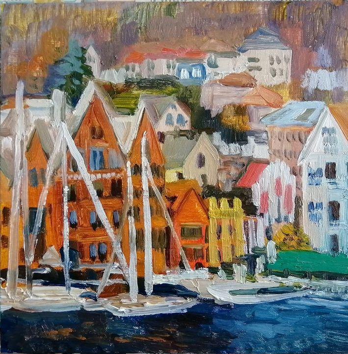 Bergen - Margo