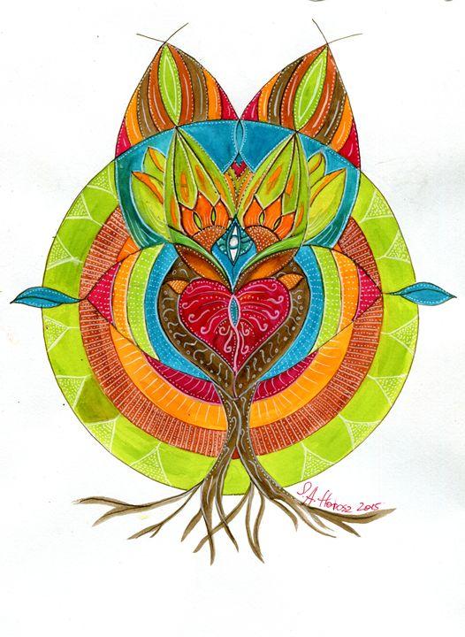Mandala for intent - Soul Design