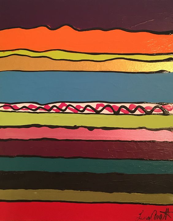 Lines.01 - Lana Arrott