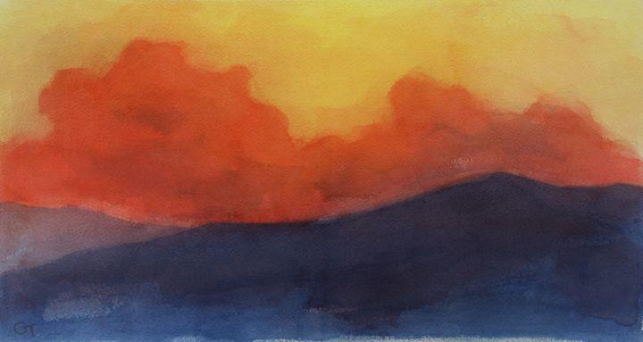 Red Cloud - Gene Talbott