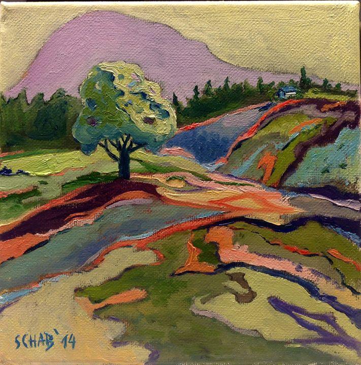 MAGIC TREE - davidschab gallery