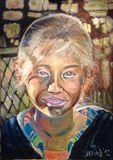 80cm x 100 oil on canvas