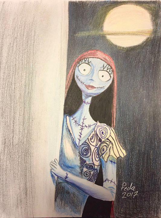 Sally - Feda's Art
