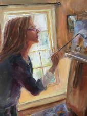 Carol Halperin Oils