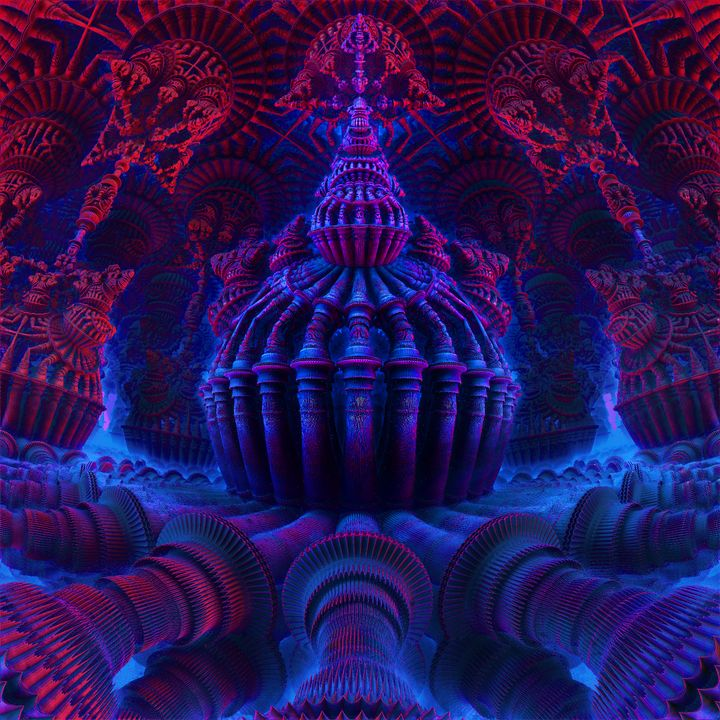 inner realms - stefano pollina