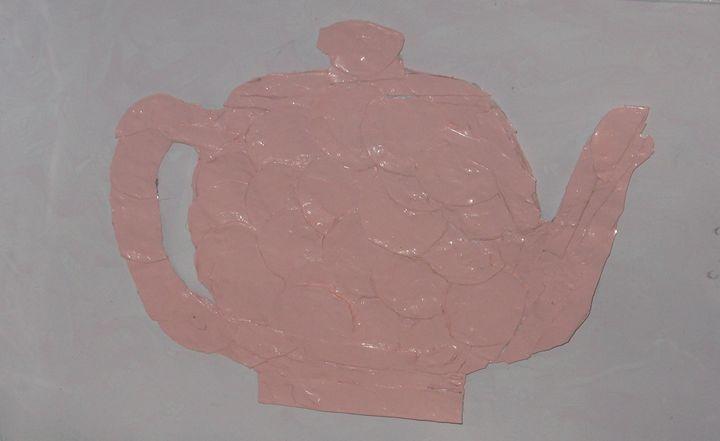The Pink Tea Pot - Maya Rodriguez