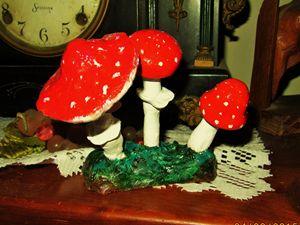Amanita Muscaria Fairy Tale Mushroom