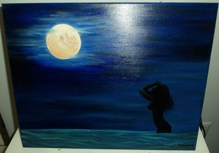 Full Moon Night - Patricia_H_designs