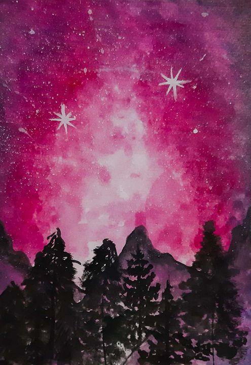 Starry sky - Chimeric Trance