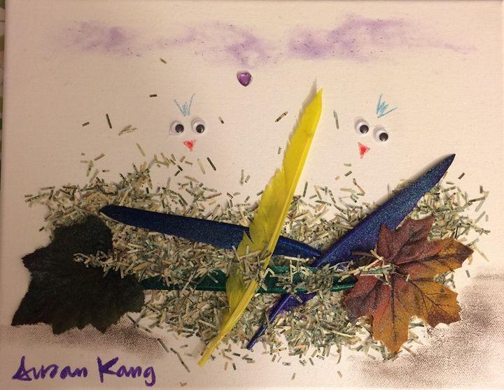 birds of a feather - Susan Kang's Portfolio