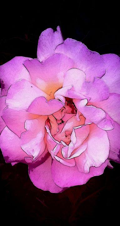 Michael's Flower - Janay Clare Designs