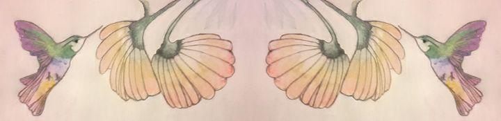 Hummingbirds - Janay Clare Designs