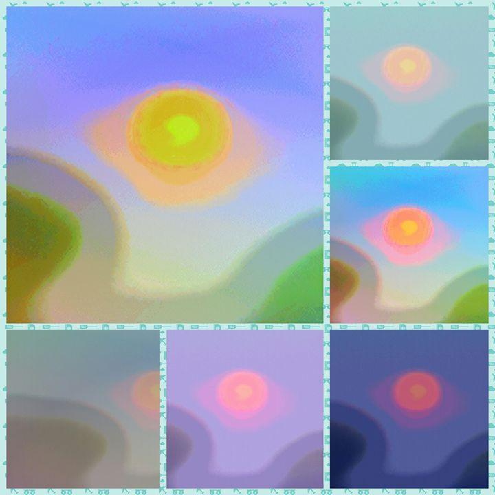 Morning Sunrise - Janay Clare Designs