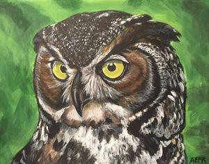 The Watcher (owl)