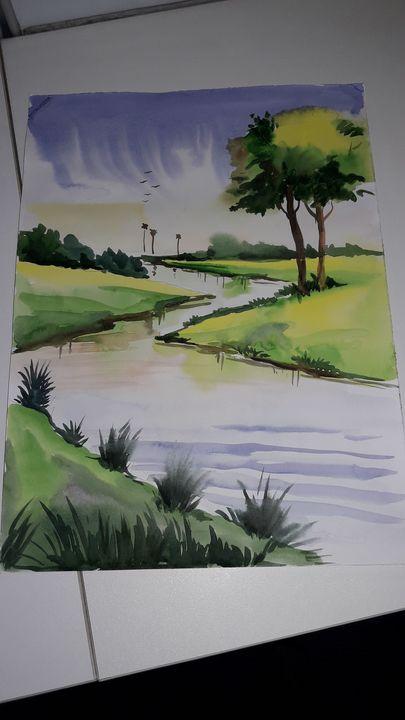 Nature Art - Suhanis art work