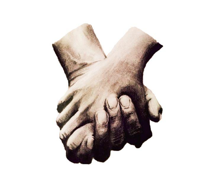 Hands - James Bleakley