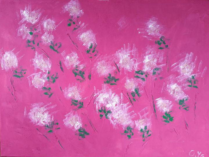 Pink Wind - O.YE