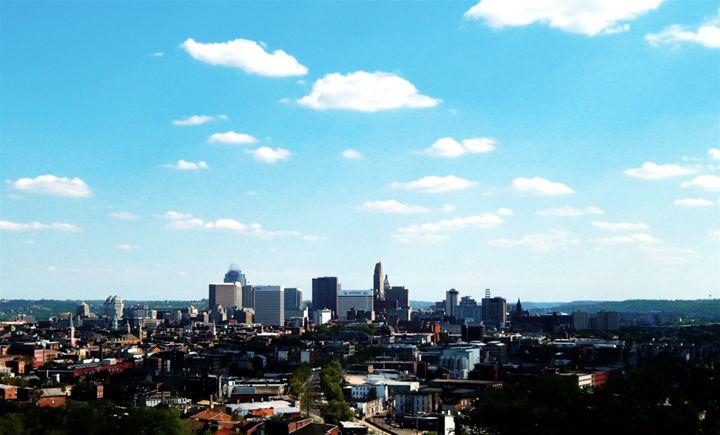 Cincinnati - IIBXYENCEVRTX™