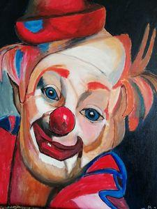 clown nummer 6
