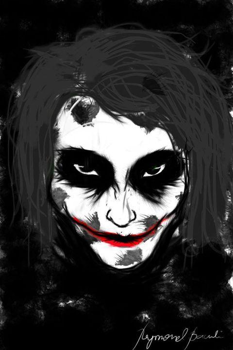 Joker - Reymond's work of art