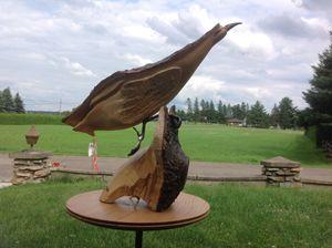 Fictional Bird - simonsculpture