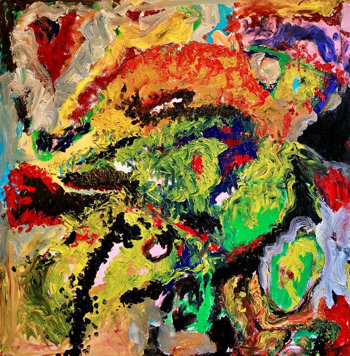 """A strange bird"" - Alexander Bijev"