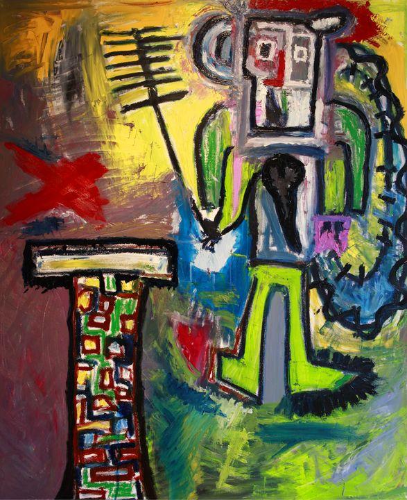 """The chimney sweeper"" - Alexander Bijev"