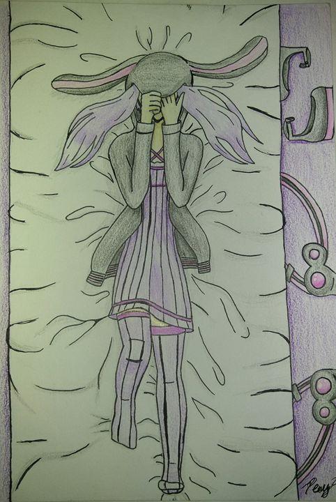 Bed Ready Yuzuki Yukari - Peny Hanson