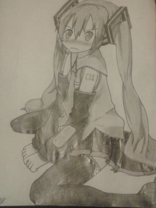 Hatsune Miku - Peny Hanson