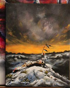 Eternal spirit - Lance Smith Art