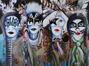Native Kiss