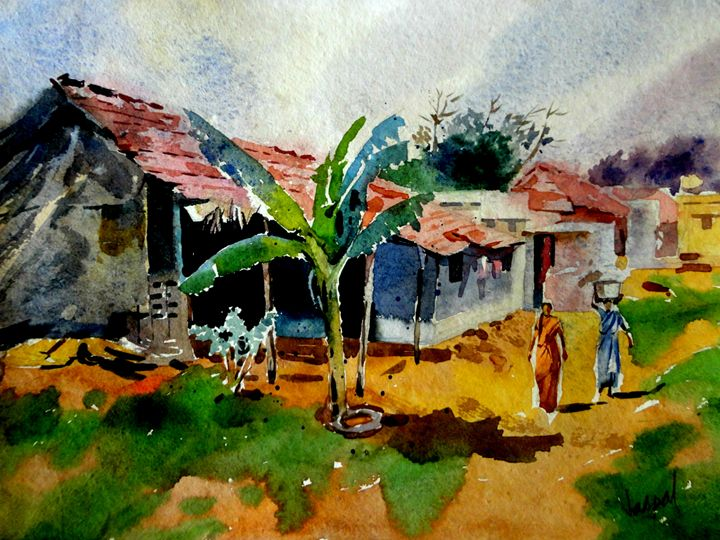 India village - Home gallery